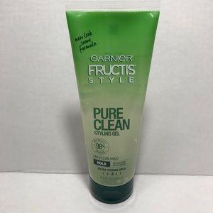 ♦️$3♦️ LAST ONE! Garnier pure clean styling gel